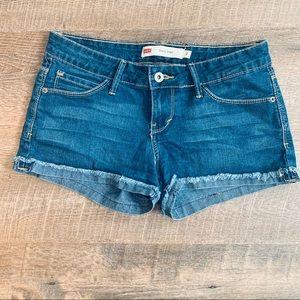 Levi Shorty Shorts